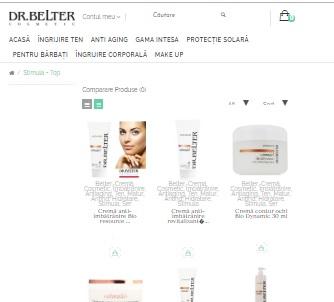 Belter Cosmetic - Work in Progress